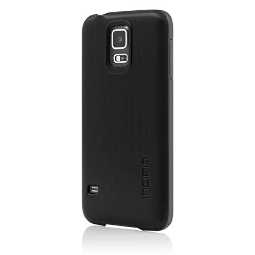 Incipio Feather Shine Case for Samsung Galaxy S5 - Retail Packaging - Black
