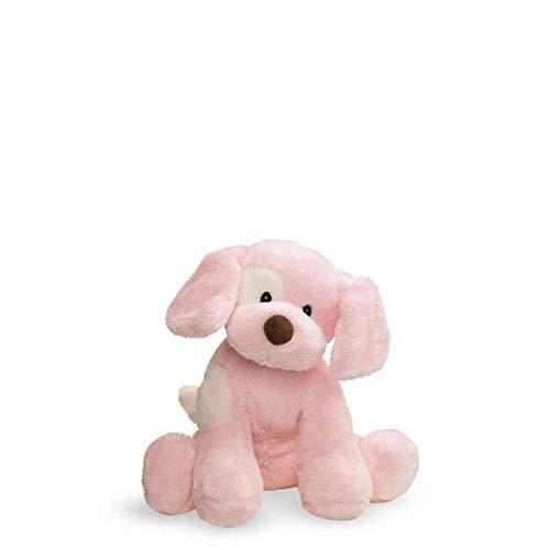 Gund Baby Spunky Plush Puppy Toy, Small, Pink