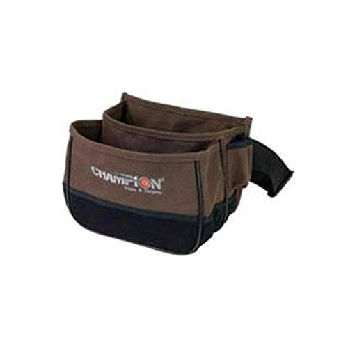 Champion Traps and Targets 45852Trapshooting Double Box Shell Pouch