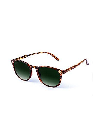 MSTRDS Jungen Arthur Youth Sonnenbrille, Mehrfarbig (Havanna/Green 5185), (Herstellergröße: one Size)