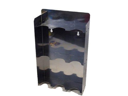 Tassimo T Disc Dispenser Aktion mit einer Packung Latte Machiato zum hinstellen und stellen Neu mit Ablagefach aus Edelstahl von James Premium®