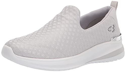 Concept 3 by Skechers Women's Marinna Sneaker, LTGY, 7 Medium US