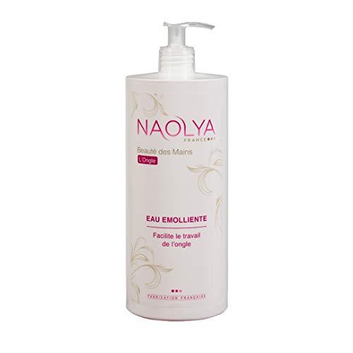 Naolya Eau Emolliente - Formule douce, parfum muguet - flacon 1L
