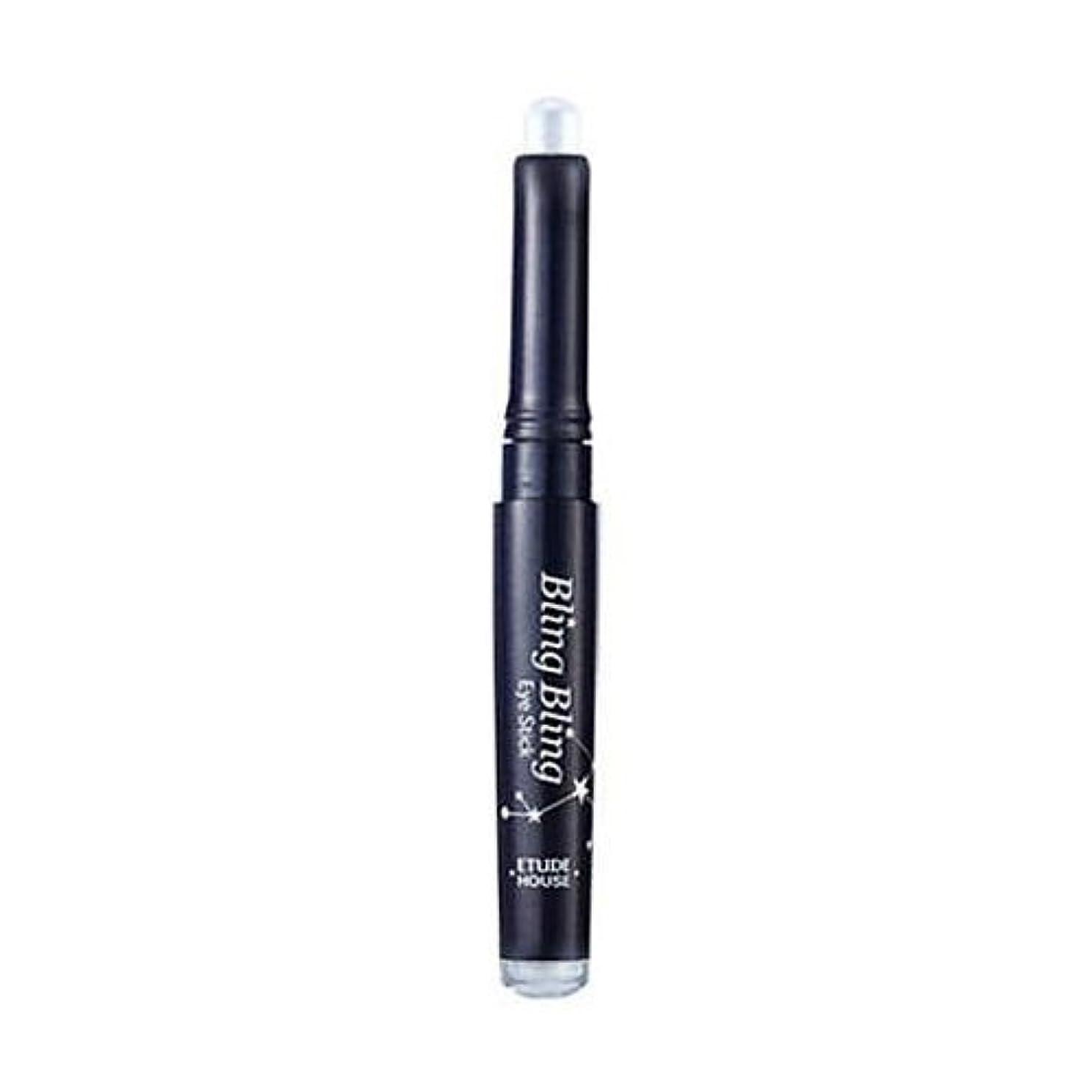 大胆ジョリーウェブ(6 Pack) ETUDE HOUSE Bling Bling Eye Stick - #01 Shooting Star (並行輸入品)