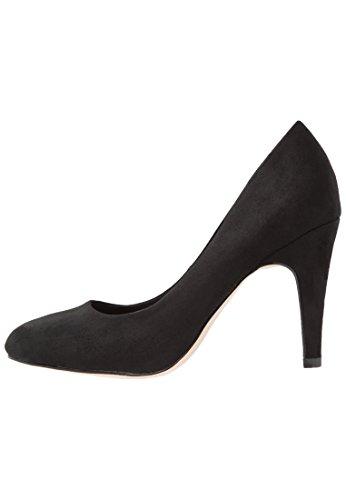 Anna Field Lack-Pumps Schwarz – Damen Schuhe - High Heels, 39