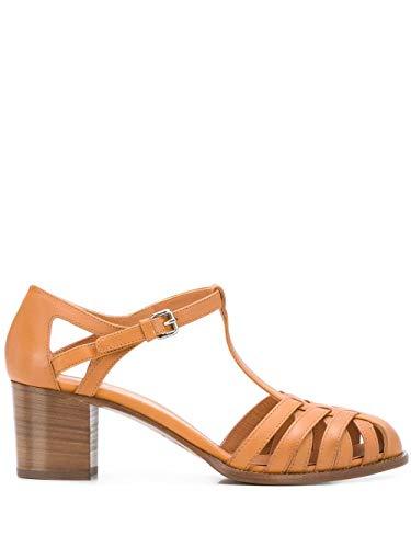 Church's Luxury Fashion Damen DX00759FGF0ABR Beige Leder Sandalen | Frühling Sommer 20