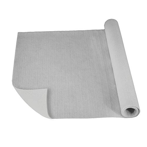 flex it Premium Teppichunterlage | Antirutschmatte für Teppiche | Ohne Weichmacher & PVC | 80 x 150 cm, Beige