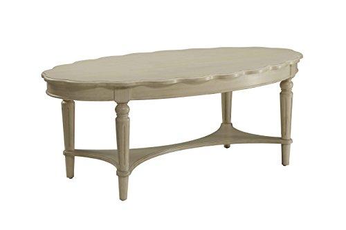 ACME Fordon Coffee Table - - Antique White