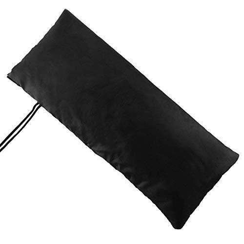 Guoenir Cubiertas Protectoras para grifos al Aire Libre de 2 Piezas, Protector de Grifo de 20,1 * 7,9 * 2,4 Pulgadas para grifos de jardín para césped