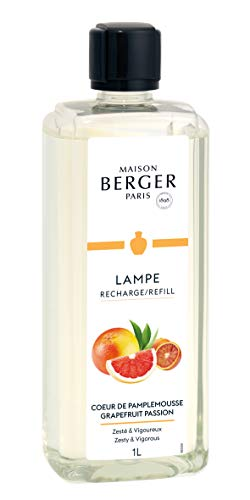 Lampe Berger Raumduft Nachfüllpack Cœur de Pamplemousse / Erfrischende Pampelmuse 1 L