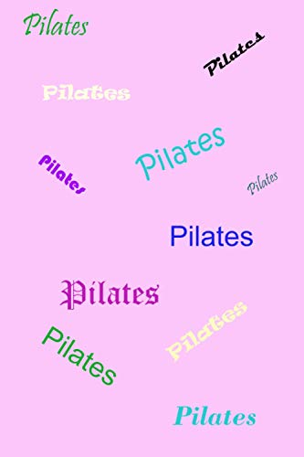 Pilates: A Diary for Daily Practice