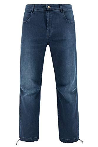 Café Kraft Herren Gladiator Jeans Kletterhose Boulderhose Climbing Pants (Jeans, M)
