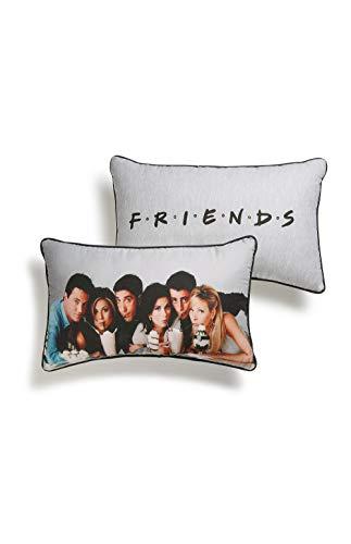 Licensed_Primark Friends TV-Serie Kissen, Größe 50 x 30 cm