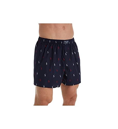 Polo Ralph Lauren Klassische gewebte Boxershorts aus Baumwolle. - mehrfarbig - Small