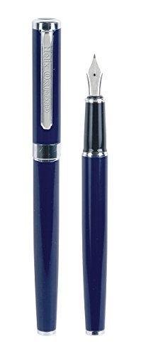 Helix Oxford pluma estilográfica y cartuchos