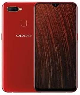 Oppo A5S Dual SIM - 32 GB, 3GB,4G LTE, Red