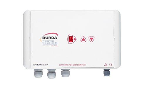 BURDA BHC4001, Controller 4001 4,0kW weiß