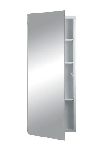 Jensen 629SS Illusion Recessed Medicine Cabinet