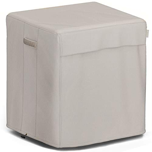 MR. COVER 36' Air Conditioner Covers for Outside Units, Outdoor Central AC Cover Fits Up to 36W x 36D x 39H, Upgraded Durable Material, All-Weather Protection