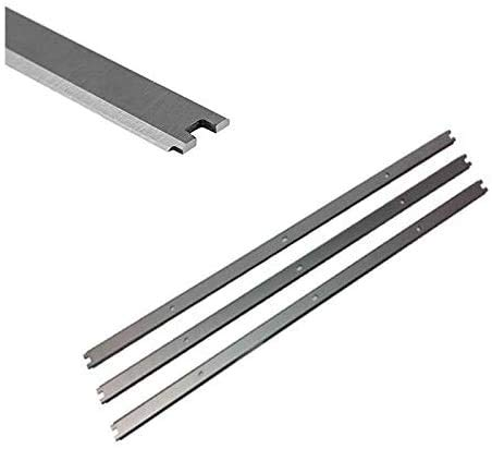 13-Inch Replaces Planer Knives for Ridgid R4331, R4330 Planer AC20502 - Set of 3