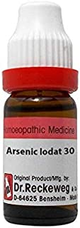Dr. Reckeweg Arsenic Iodatum 30 CH (11ml)