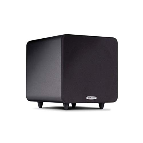 """Polk Audio PSW111 8"""" Powered Subwoofer - Power Port Technology 