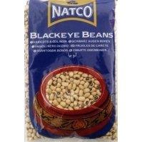 Natco Black Eye Bohnen, 500 g