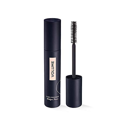 Yves Rocher COULEURS NATURE Mascara Volumen, die Wimperntusche für volle Wimpern und schöne Augen, vegan, 1 x 8 ml Flacon