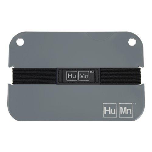 HuMn Mens Wallet Mini Mint Green-One Size