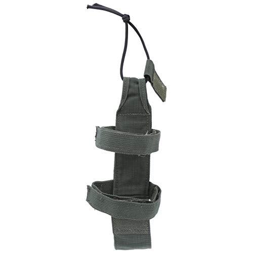 Germerse Cinturón de Soporte, Bolsa para Botella de Agua Duradera, portabotellas, Viajes al Aire Libre(Armygreen)