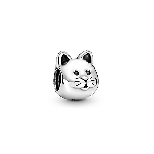 Pandora Jewelry - Kitty-Cat Charm in Sterling Silver