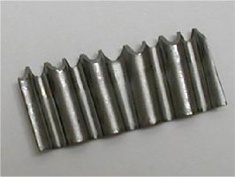 FJK 波釘(なみくぎ)9(L)mm×4山(25g)