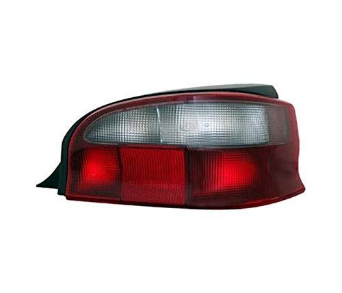 V-MAXZONE VT785P Feu arrière droit Rouge Blanc