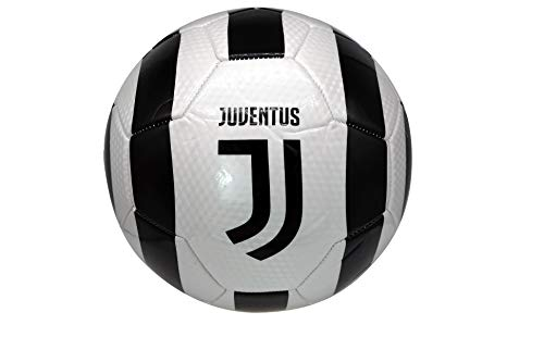 Icon Sports Fan Shop Classic Team Soccer Ball UEFA Champions League Soccer Juventus, Team Color, Size 5