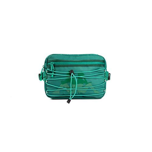 Men's Kappa 222 Banda Aldaz Active Belt Bag (Small, Green)