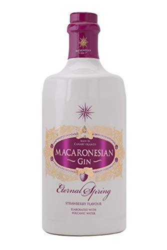 Ginebra MACARONESIAN GIN Eternal Spring 70 cl. Producto Islas Canarias.