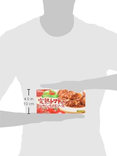 ハウス食品完熟トマトのハヤシライスソース184g