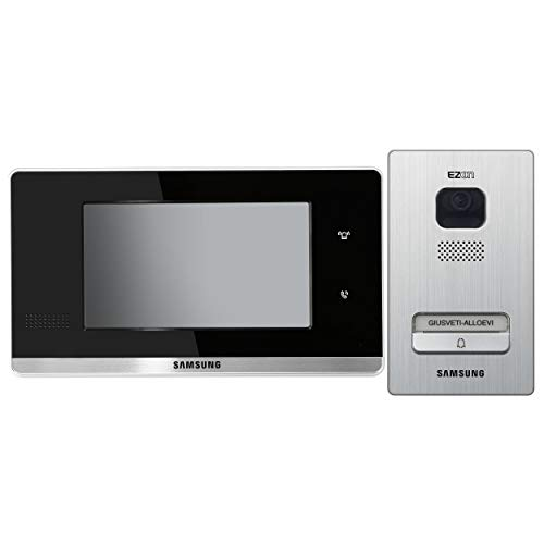 Samsung Video Türsprechanlage 7