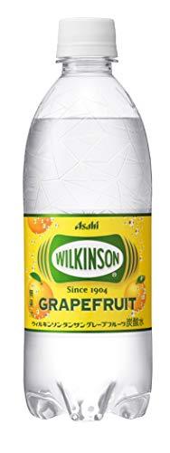 アサヒ飲料 ウィルキンソン タンサン グレープフルーツ 500ml×24本