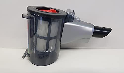 Bosch - Depósito de polvo gris con filtro para escoba Unilimited 8 BBS1, BCS1