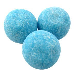 Kingsway Blue Raspberry Bonbons 500g