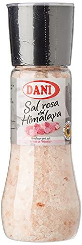 Dani - Sal Rosa del Himalaya con Molinillo - Tamaño Familiar 425 gr