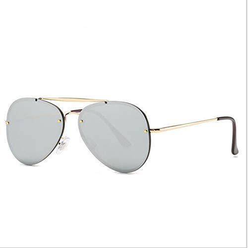 Gafas De Sol De Moda ConduccióN Y ConduccióN Gafas De Sol para Hombres Y Mujeres Gafas De Sol De Aviador,C