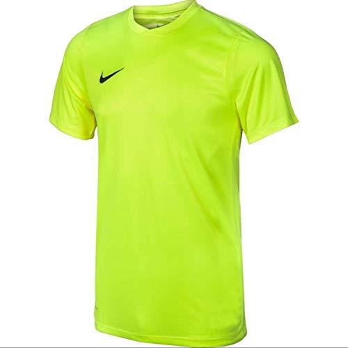 Giants since 2008 Nike SS Park Vi JSY - Camiseta equipación, Hombre, Blanco - (White/Black)