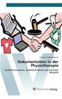Dokumentation in der Physiotherapie