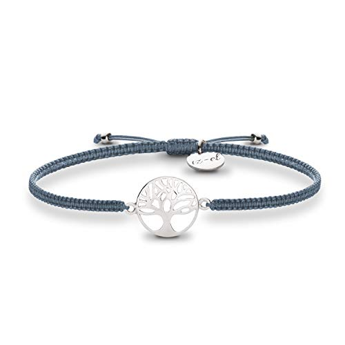 Lebensbaum Armband ⸰ 925 Sterling Silber