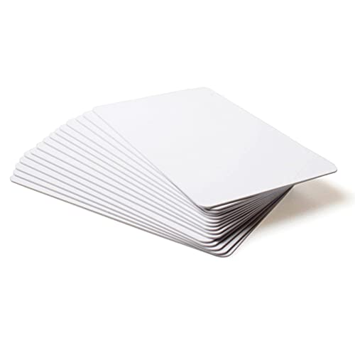 45 x Blank Amiibo NFC Cards (NTAG215 NFC Cards) - Programmable PVC Blank NFC 215 Cards Compatible with for All NFC-Enabled Phone and Devices Through TagMo by DEEDYGO