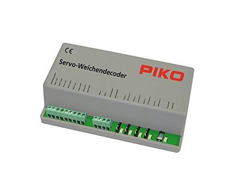 Piko 55274 Decoder für Servo-Antriebe, Schienenfahrzeug