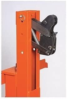 Wesco 240096 Gator Grip Single Drum Fork Mount Drum Grab, 32
