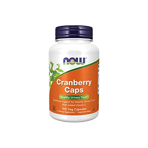 Cranberry Concentrado Com Vitamina C 100 Caps Now Foods